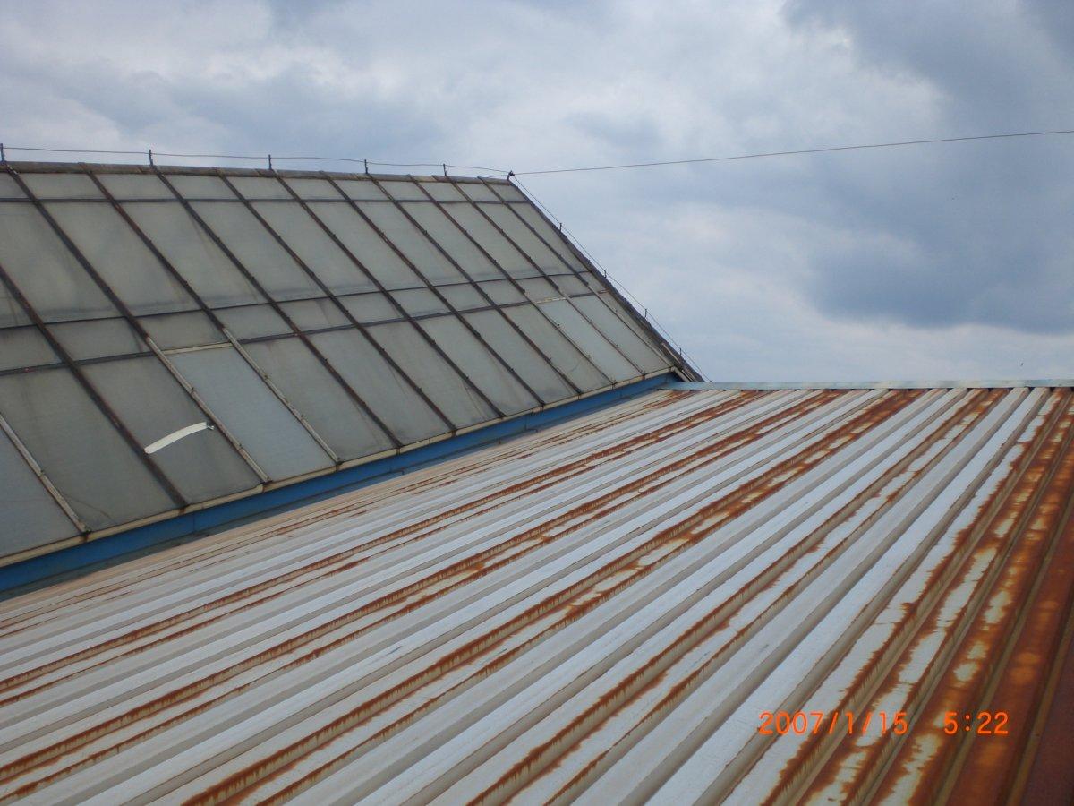 naprawa dachu krytego papą
