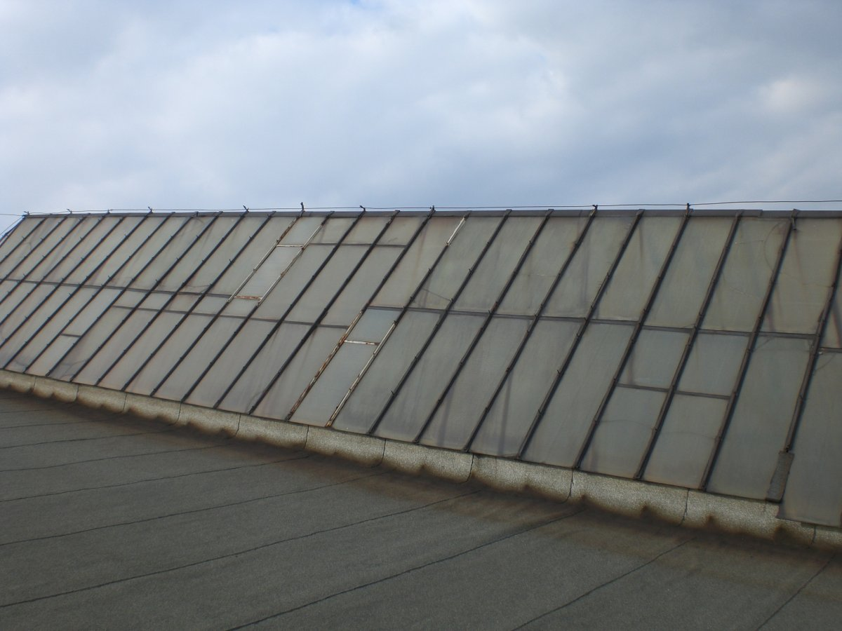 konserwacja dachu z papy