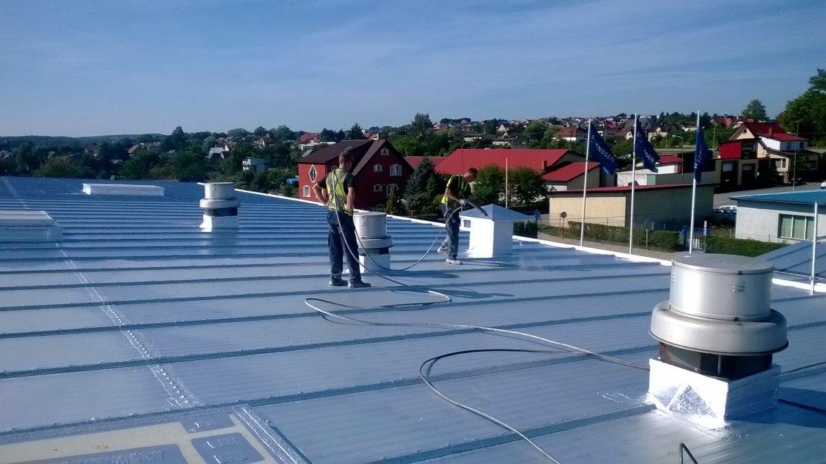 renowacje dachów integro