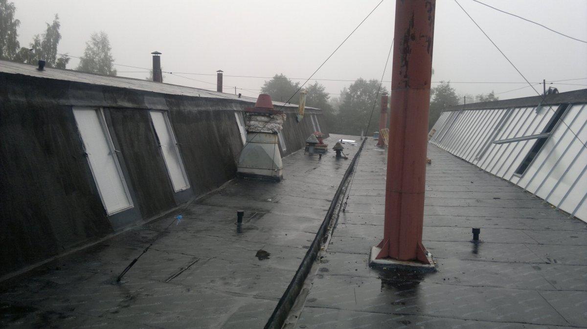 remont dachu cennik