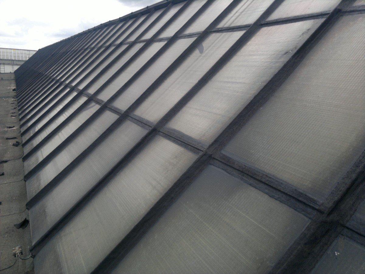 remont dachu płaskiego integro