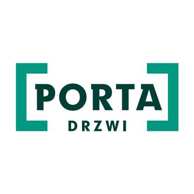 porta-drzwi logo