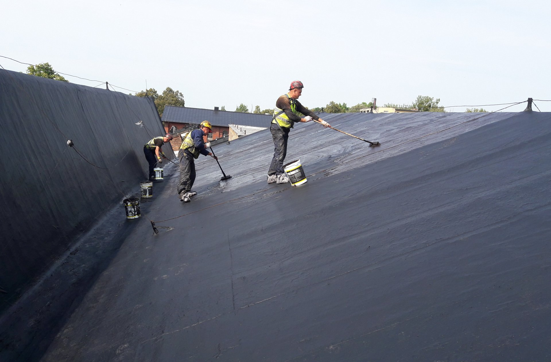 renowacje dachu przemków