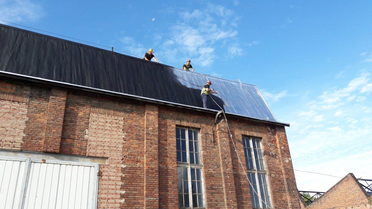 renowacja dachu we wrocławiu