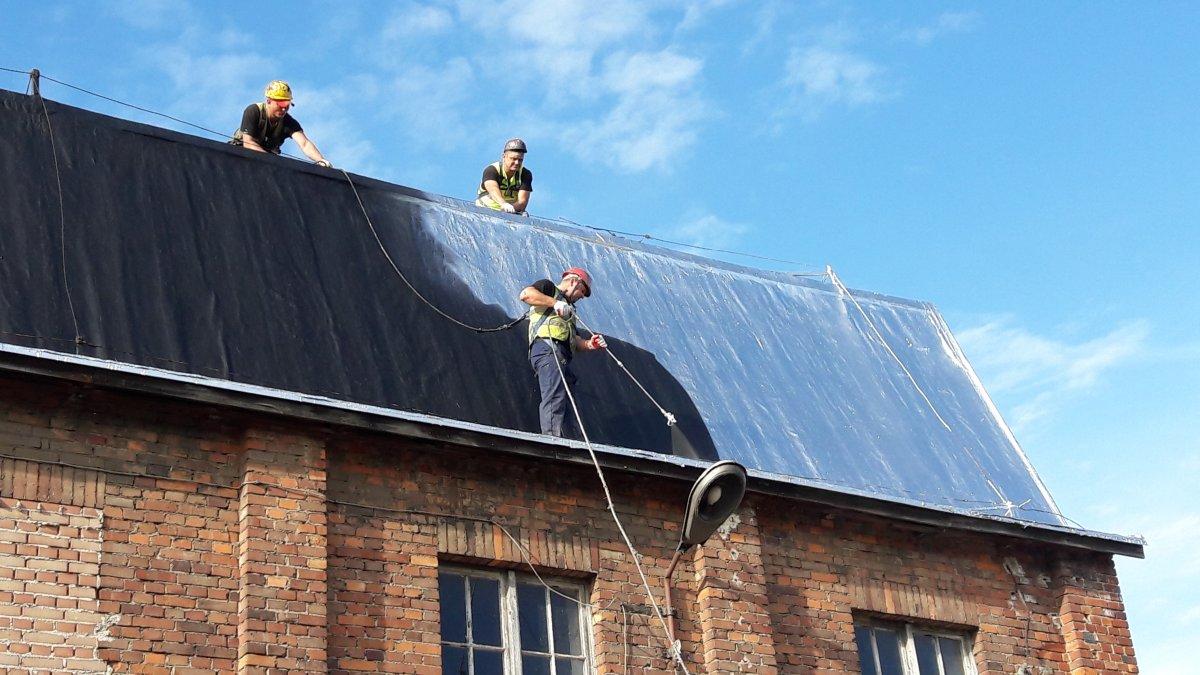 renowacja dachu głogów