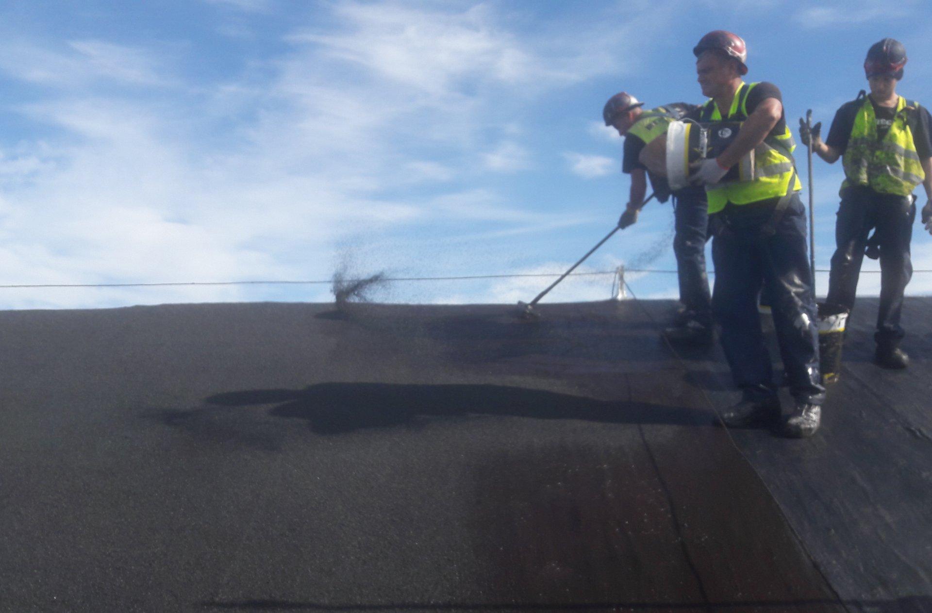 renowacja dachu zielona góra