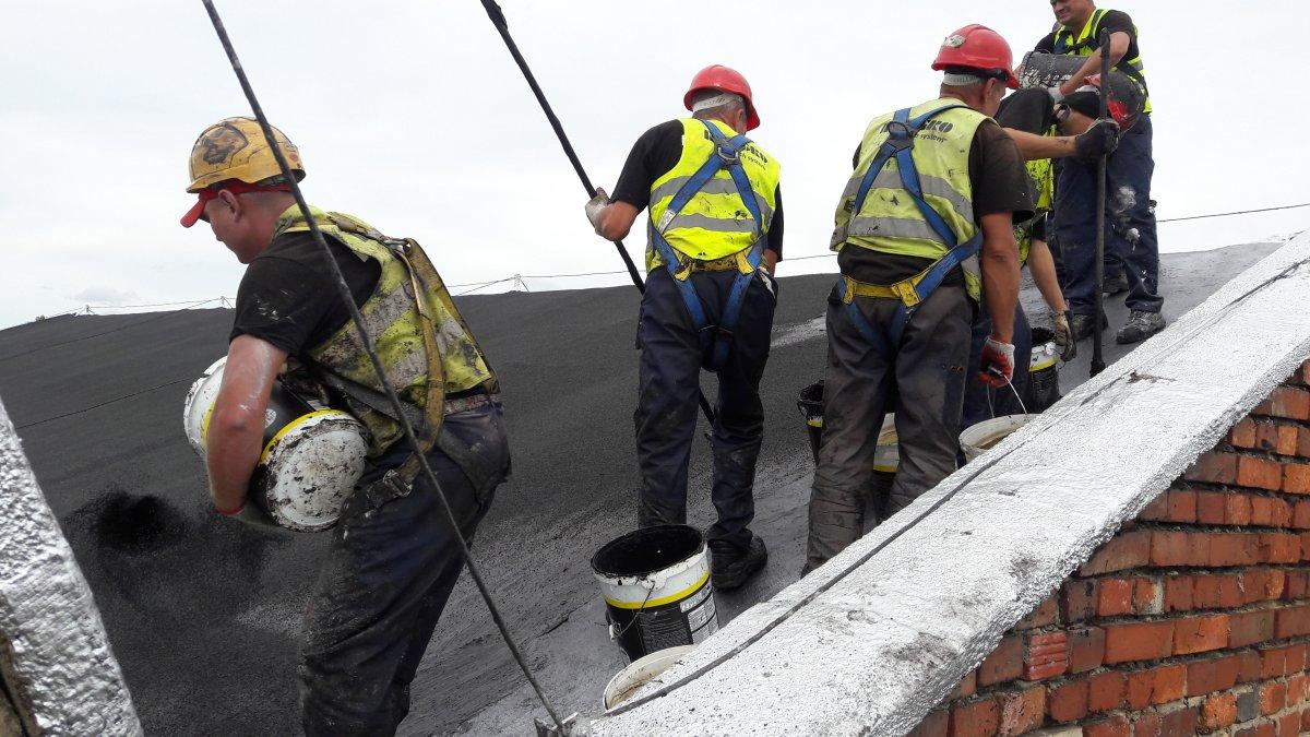 renowacja dachu lubin