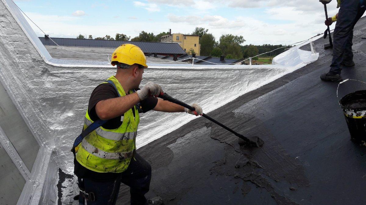 renowacje dachów lubin