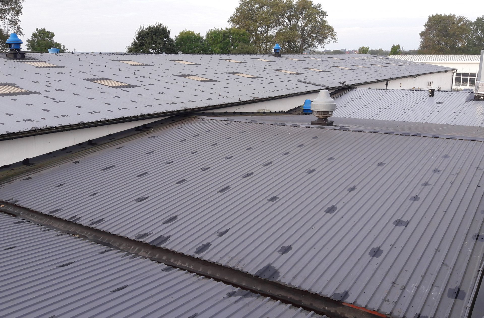 świnoujście naprawa dachu