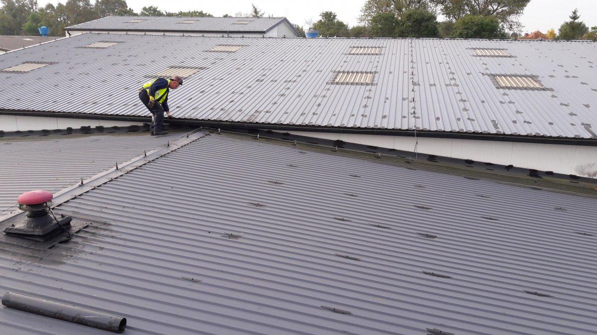 szczecin naprawa dachu