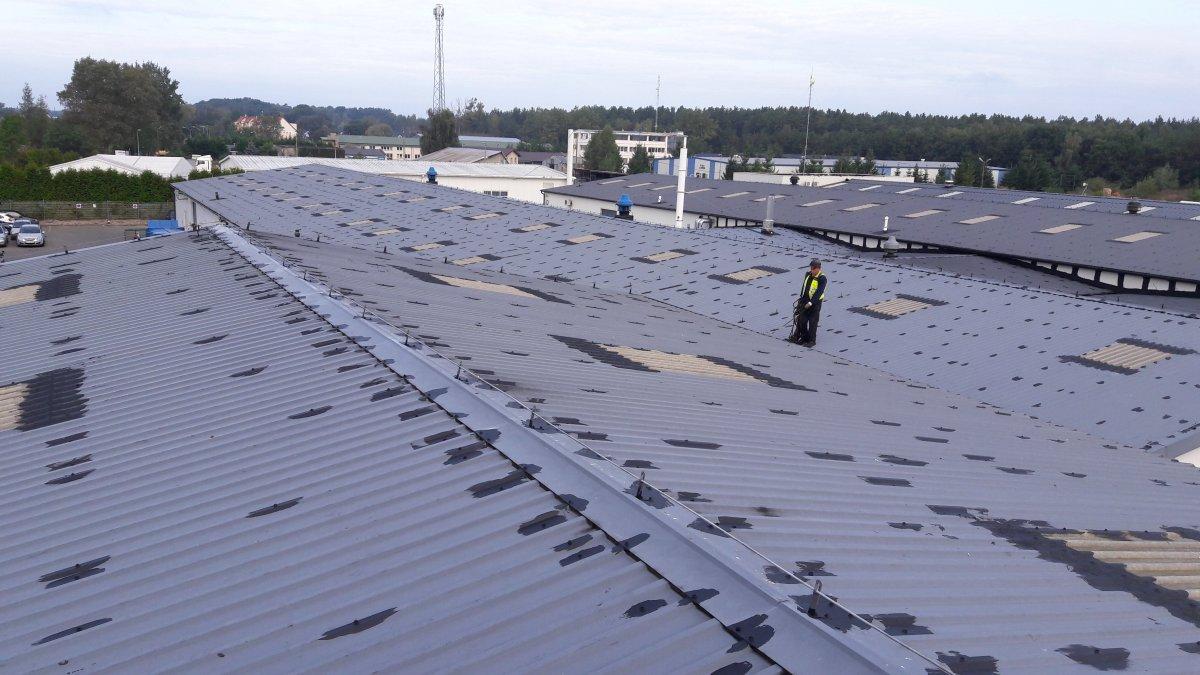 naprawa dachu okolice szczecin