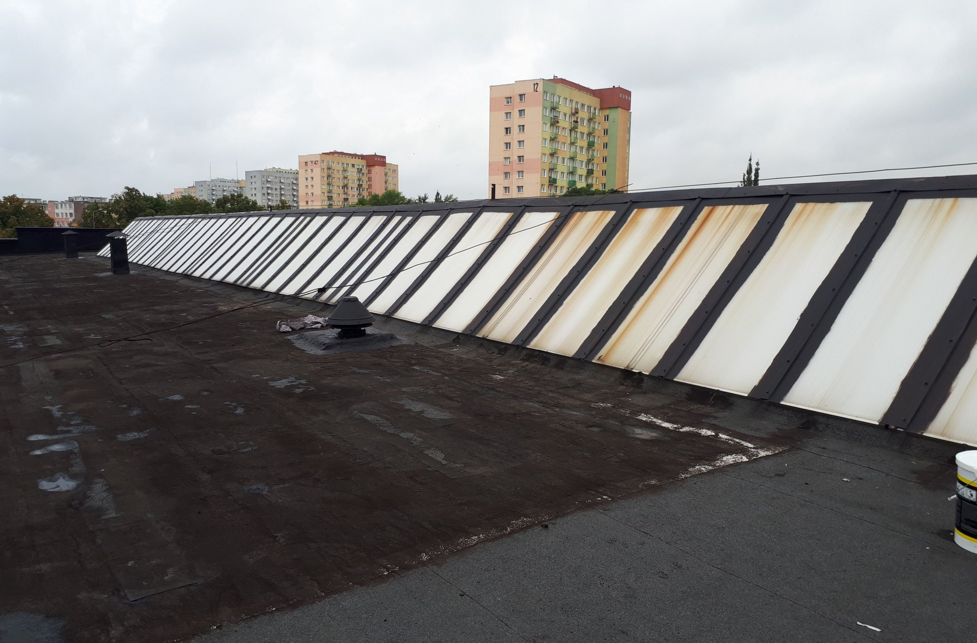 remonty dachów Włocławek