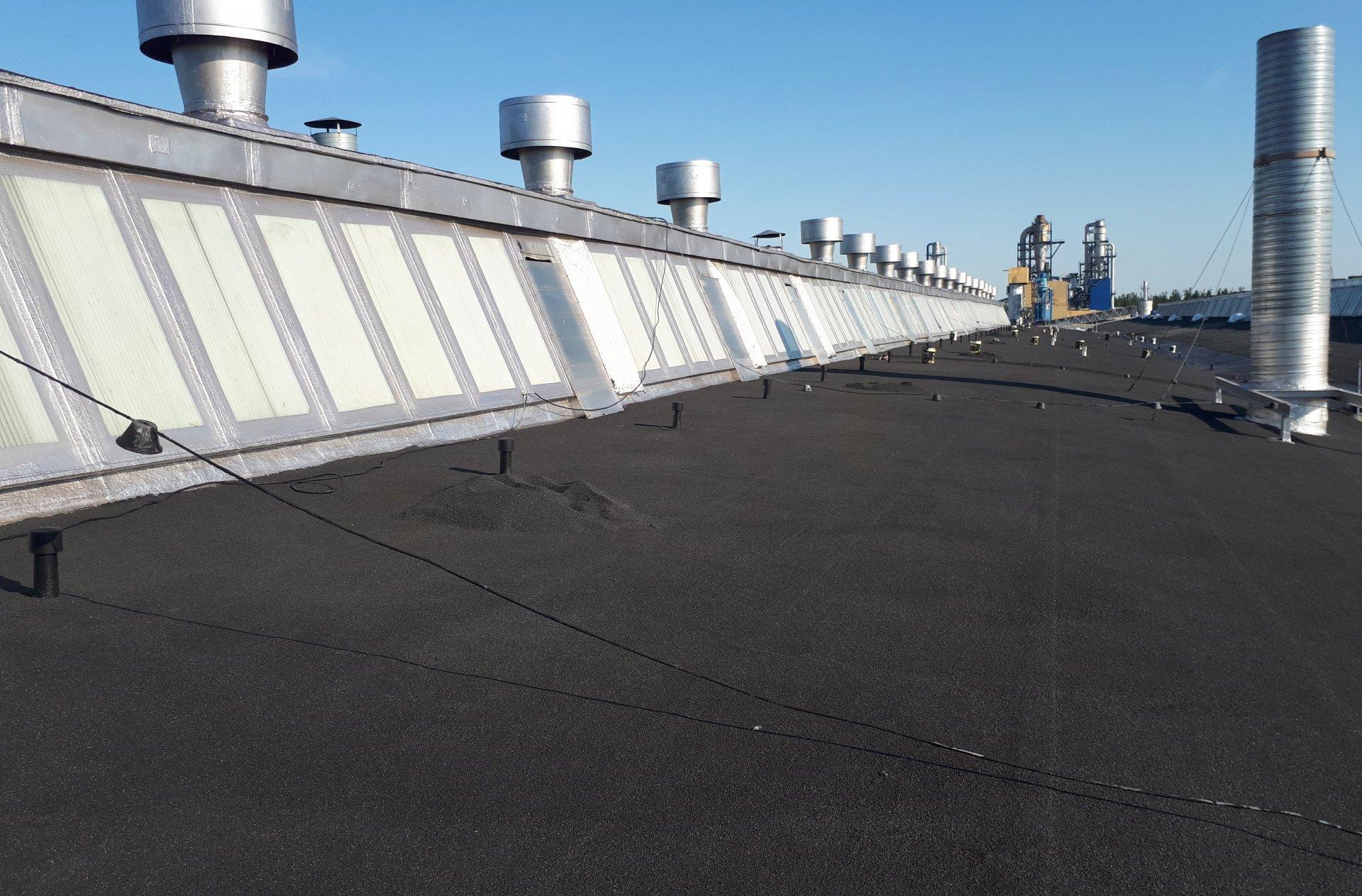 kompleksowe naprawy dachów