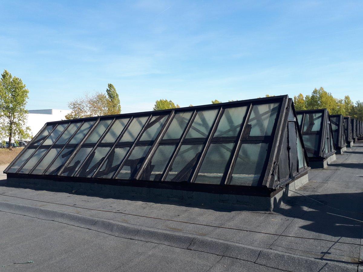 naprawy dachów płaskich katowice