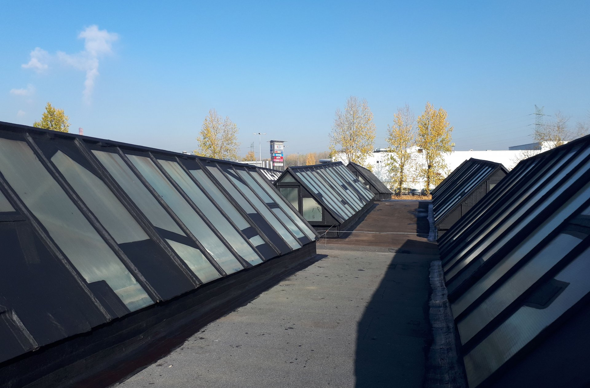uszczelnianie dachów śląsk