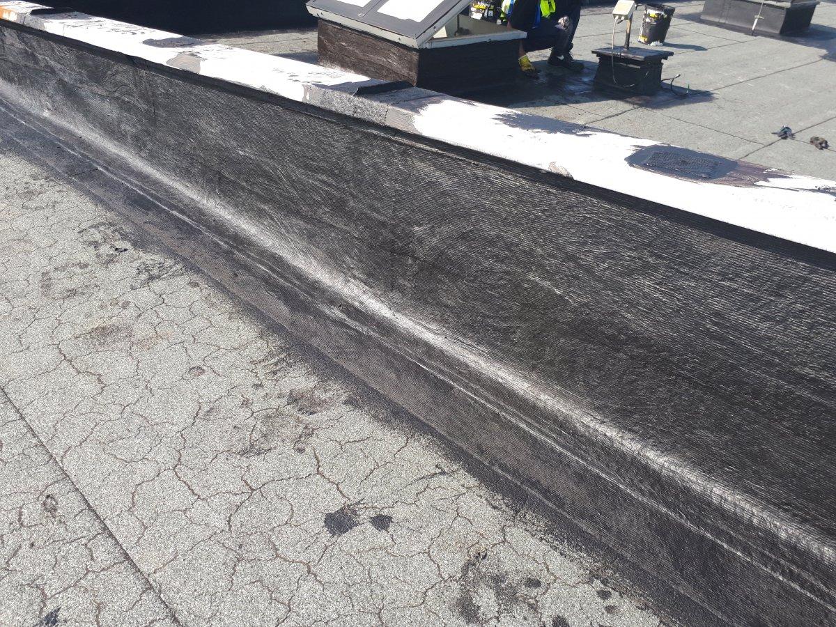 remont dachu płaskiego