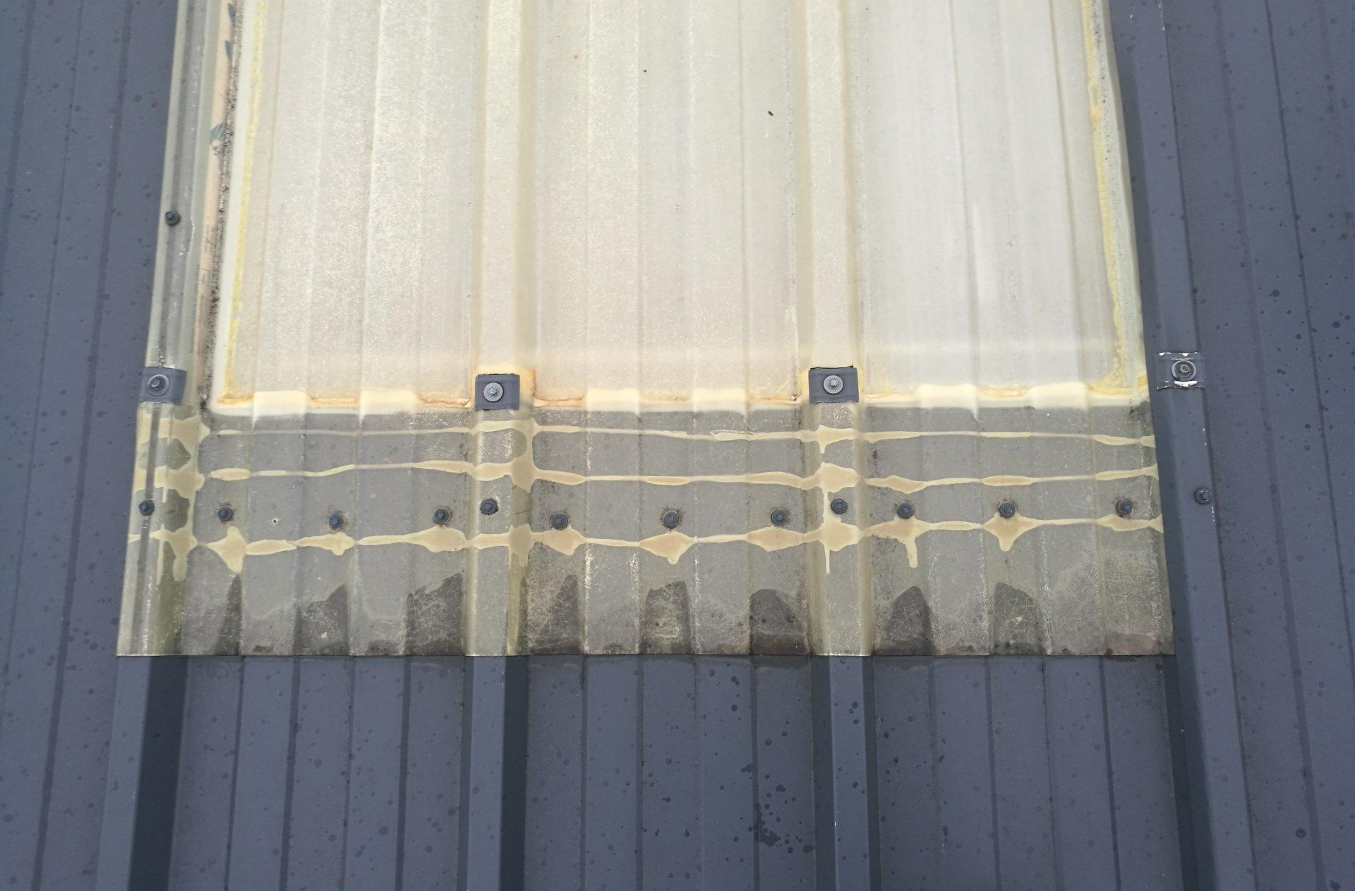 naprawa naświetli dachowych