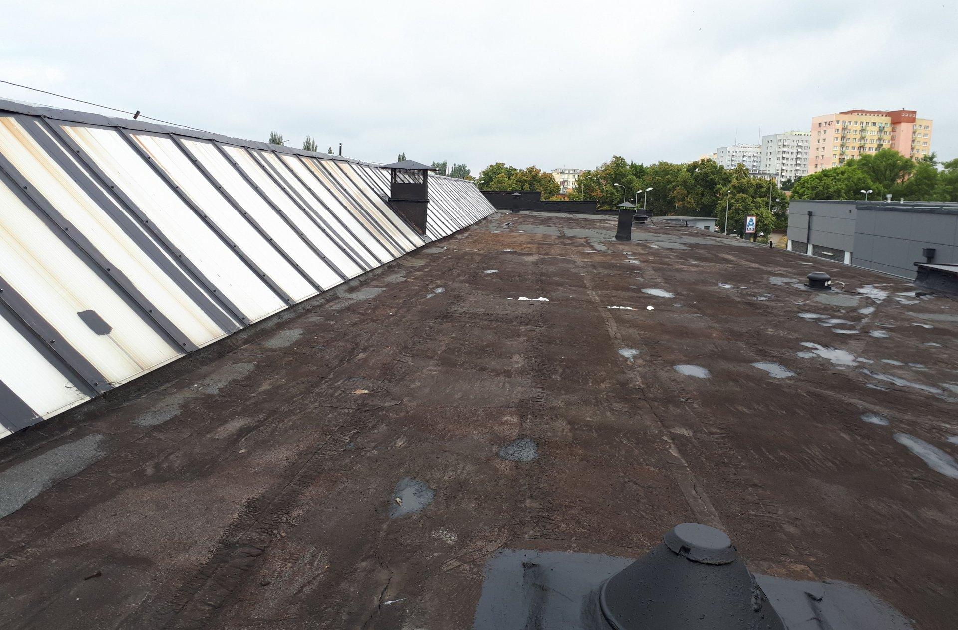 renowacja dachów Włocławek