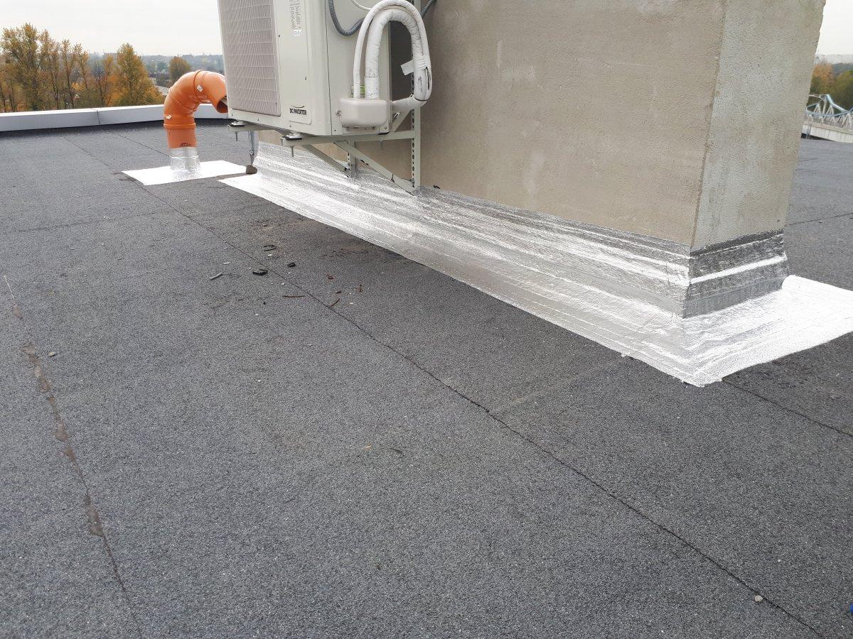 malowanie dachów, pokrycia dachowe Katowice