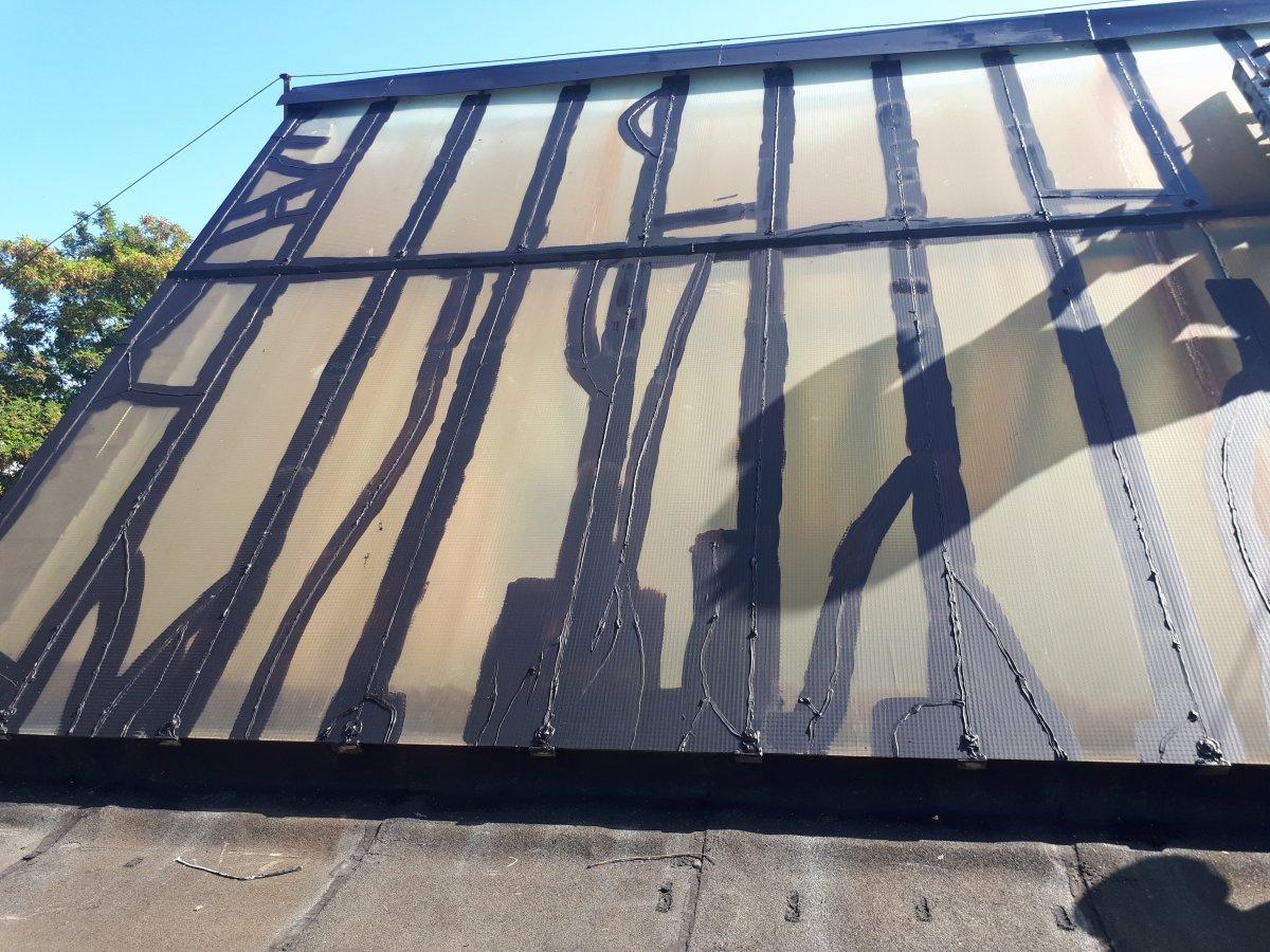 Renowacje świetlików dachowych