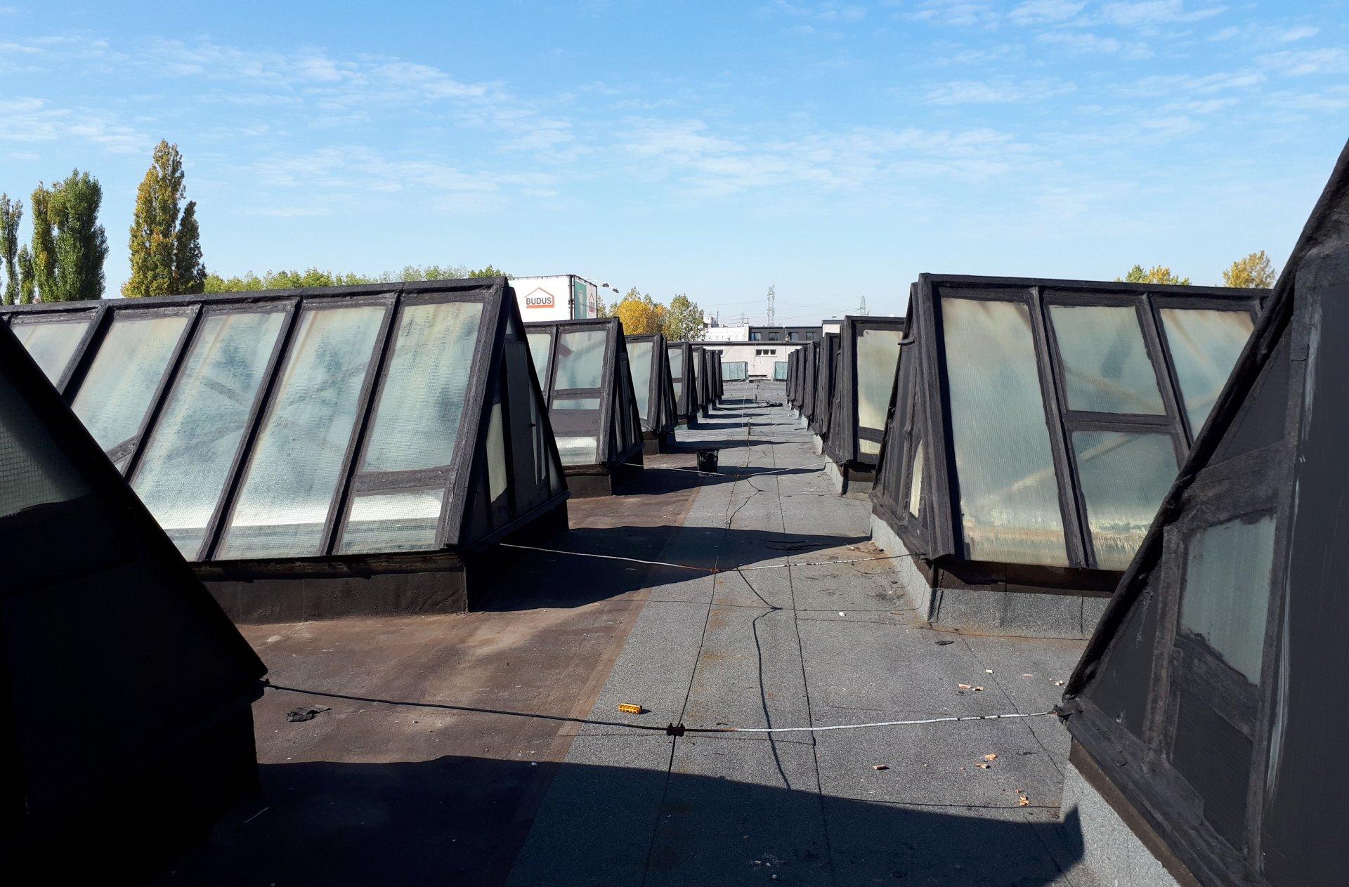 kompleksowe naprawy dachów katowice