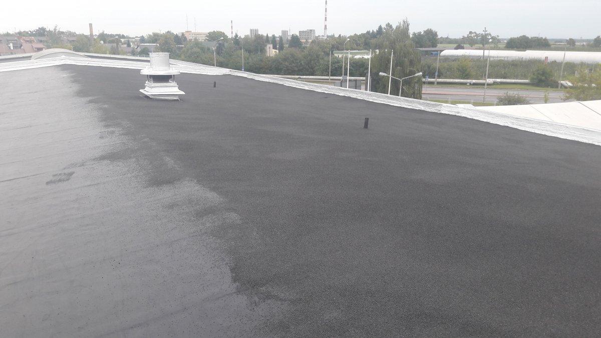 poszycie nowego Dachu