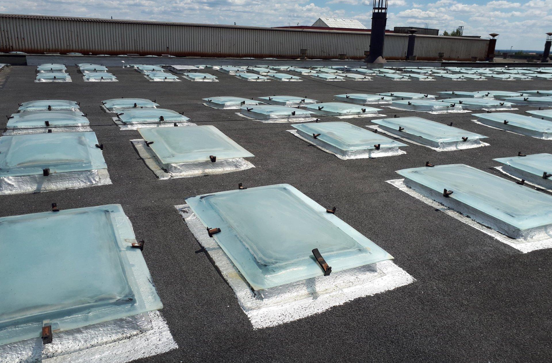 kompleksowe naprawy dachów płaskich