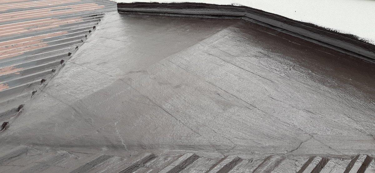 2. Renowacja dachu z blachy