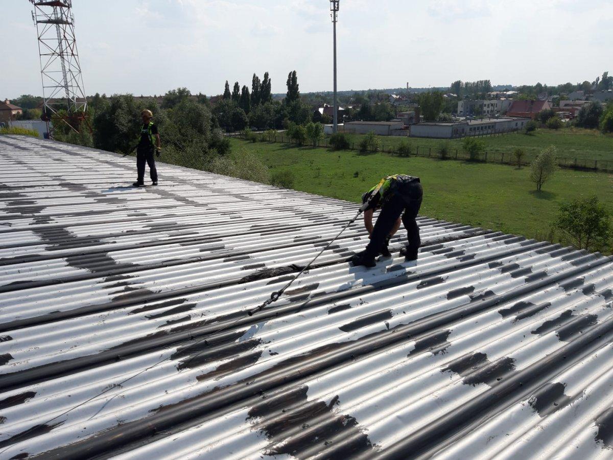 4. Doszczelnienie dachów Wielkopolska