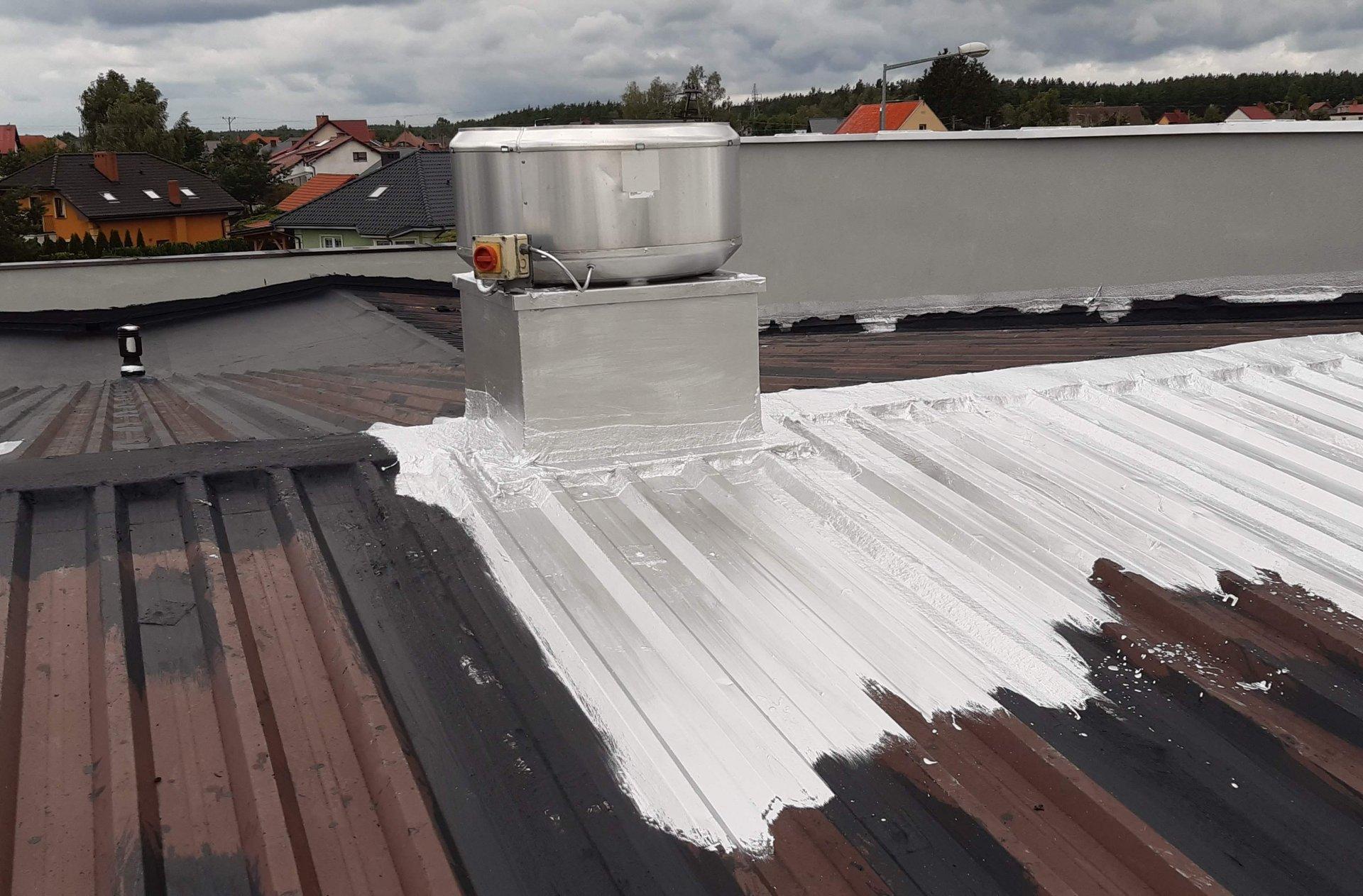5 kompleksowe malowanie dachów