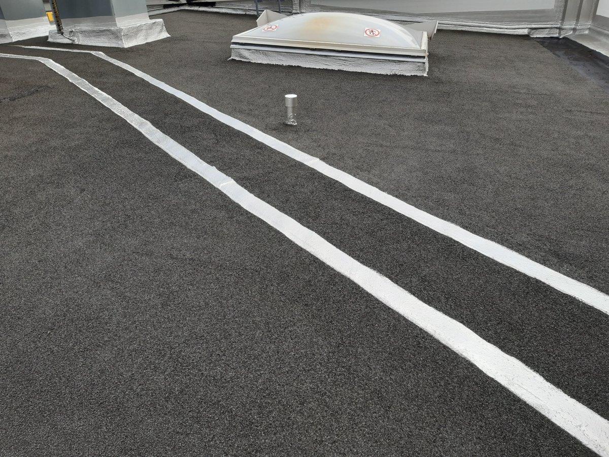 7. Uszczelnienie dachów papowych